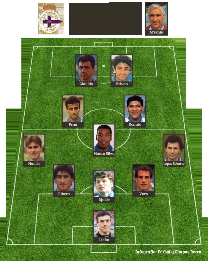 Deportivo 93-94